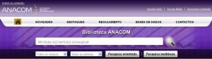 anacom_biblio