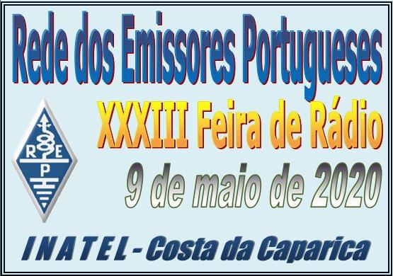 XXXIII Feira de Rádio da REP – REP – Rede dos Emissores Portugueses ®