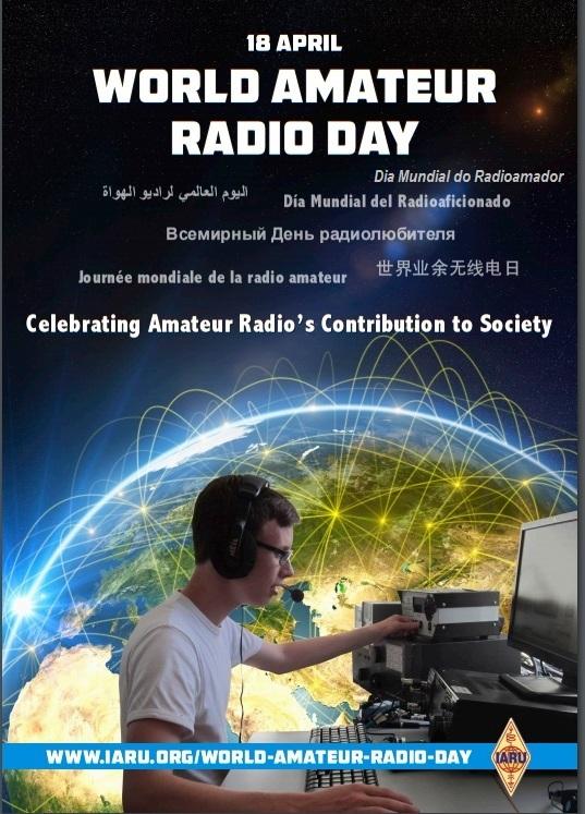 Concurso REP HF-VHF-UHF Sprint – Dia Mundial do Radioamador 2020
