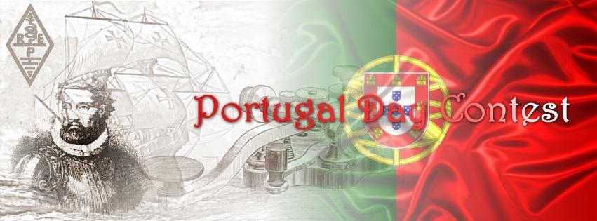 Concurso Dia de Portugal HF – resultados